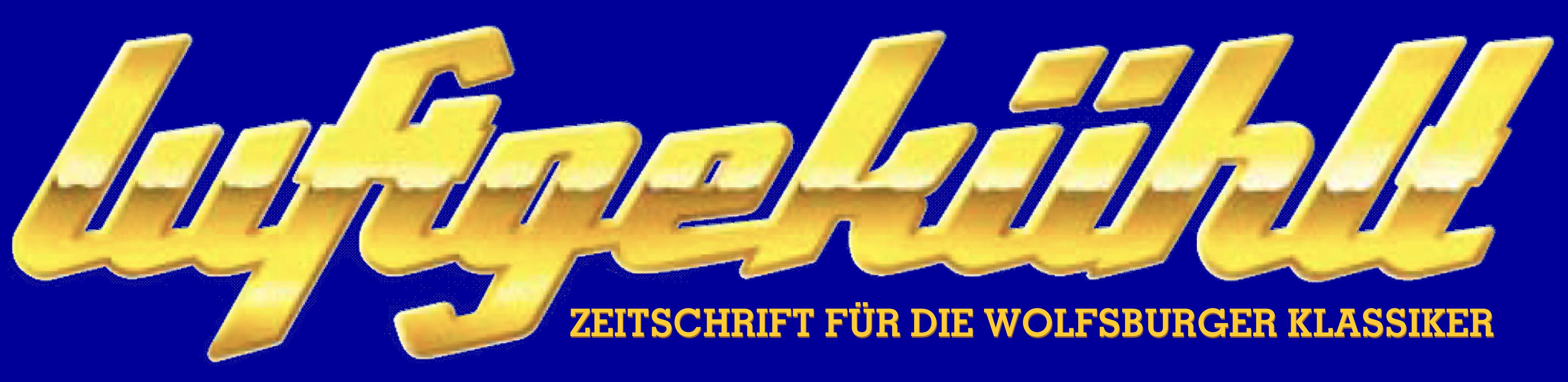 """Logo """"luftgekühlt"""""""